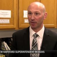 New Hartford superintendent of schools resigns | #Education