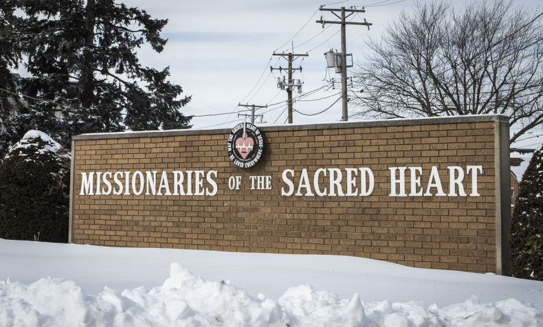 The Rev. Joseph Jablonski's Catholic religious order, the Missionaries of the Sacred Heart, has its U.S. base in Aurora and operates around world, with roughly 3,000 members.