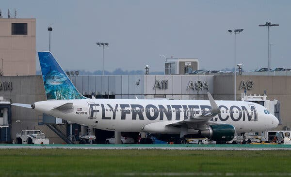 Frontier Airlines is facing accusations of anti-Semitism for its treatment of the passengers, who are Hasidic Jews.