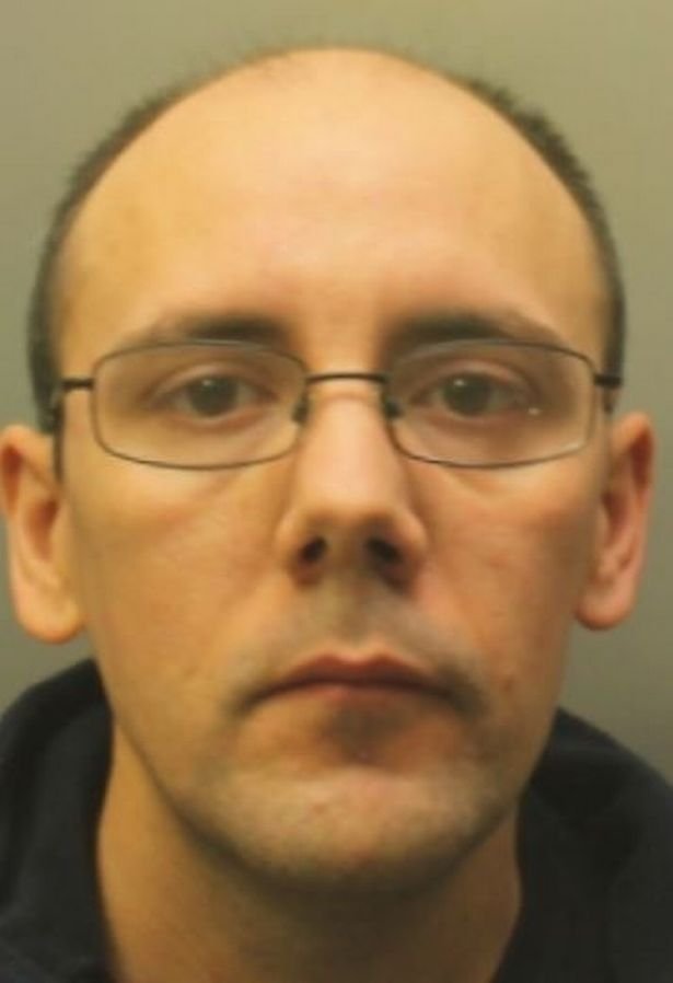 Kenneth Cunliffe, 39, of Hawthorne Road, Bootle