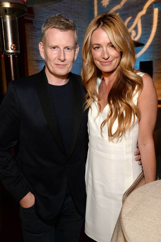 Patrick Kielty and Cat Deeley have been married since 2012