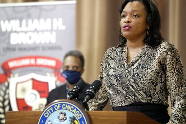 Janice K. Jackson, the C.E.O. of the Chicago Public Schools, has decided to leave her post in June, meaning Chicago, New York City and Los Angeles will all see a change in school leadership.