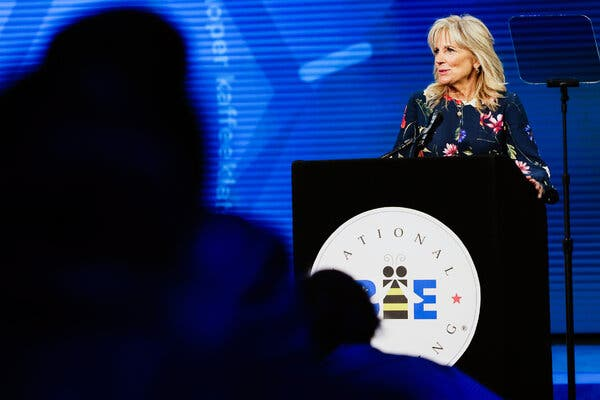 Jill Biden will travel to Japan for the opening ceremony of the Summer Olympics, which will be her first solo trip abroad as first lady.