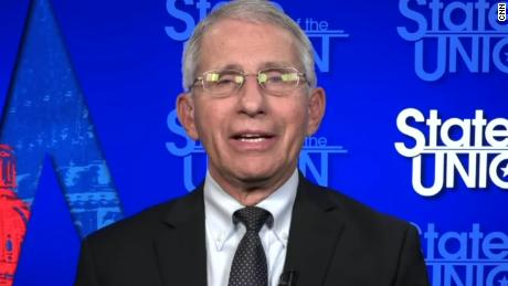 Fauci says fully vaccinated Americans don't need boosters right now