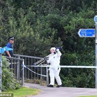 Neighbours heard mum screaming before missing boy, 5, was discovered in river and found dead | #missingkids