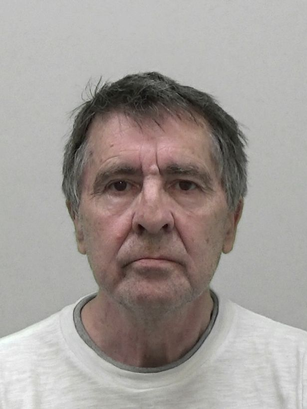Edward Brady, 61, indecently assaulted two young girls for more than 10 years