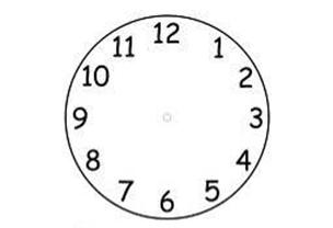 Teaching: Telling the time