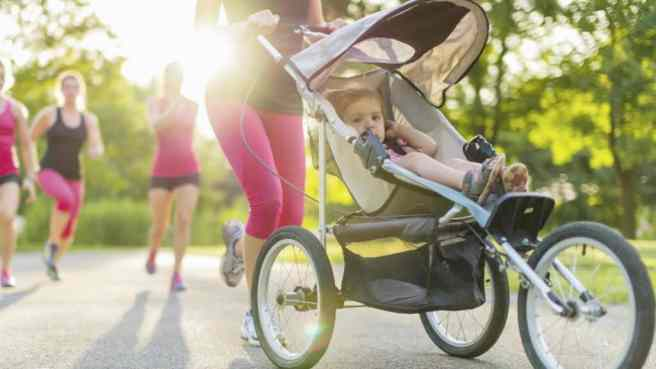 Top Tips for Running with Jogging Stroller 1