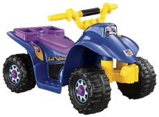 Fisher-Price Power Wheels Lil Quad