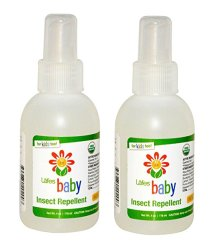 Lafe's Organic Baby Insect Repellent