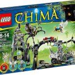 LEGO Chima 70010 The Lion CHI Temple