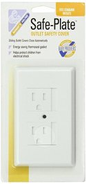 Mommy's Helper Safe Plate Electrical Outlet Covers