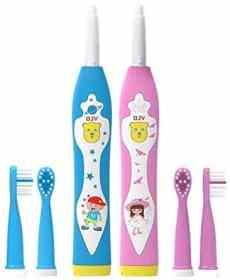 OJV Professional Kids Electric Sonic Toothbrush