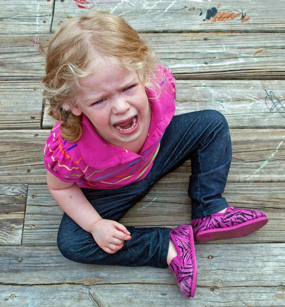 Parents Need Blog: How to Deal with Toddler Temper Tantrums