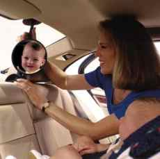 4U2C Rear Facing Car Seat Baby Mirror