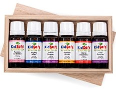 Plant Therapy KidSafe Wellness Essential Oil Set