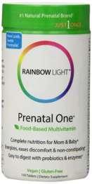 Rainbow Light Prenatal One Multivitamin