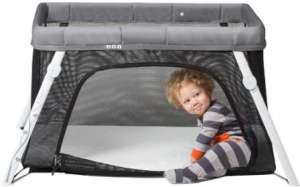 Guava Family Lotus Travel Crib and Portable Baby Playard