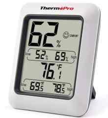 ThermoPro TP50 Hygrometer Humidity Monitor