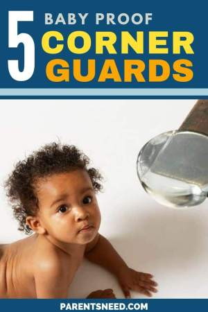 baby proof your house with the top 5 best corner guards