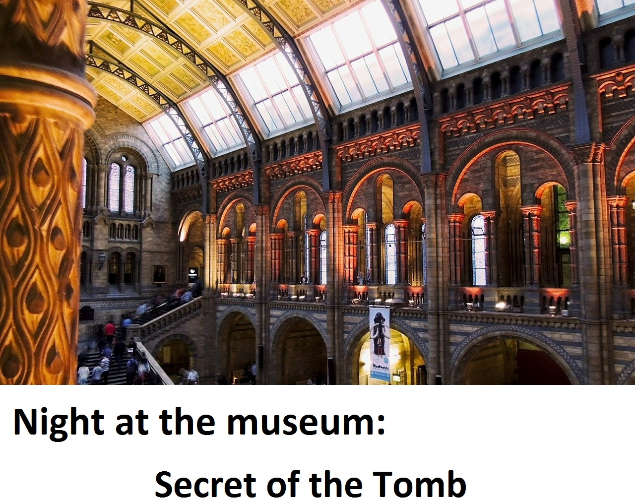 Movie Review Night At The Museum Secret Of The Tomb