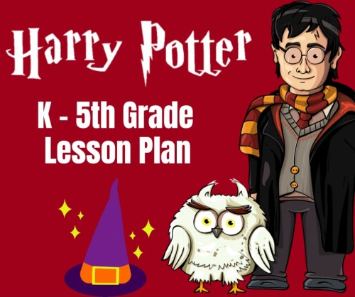 small resolution of Harry Potter Lesson Plan: FREE Worksheets \u0026 Games - Parent Vault:  Educational Resources