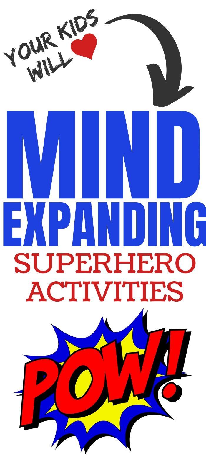 medium resolution of Superhero Activities for Kids {FREE Worksheets \u0026 DIY Crafts} - Parent  Vault: Educational Resources