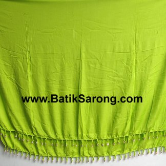 Sea Shell Pareo Sarong from Indonesia