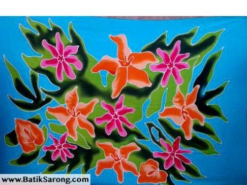 hps919-43-handpainted-sarongs-indonesia