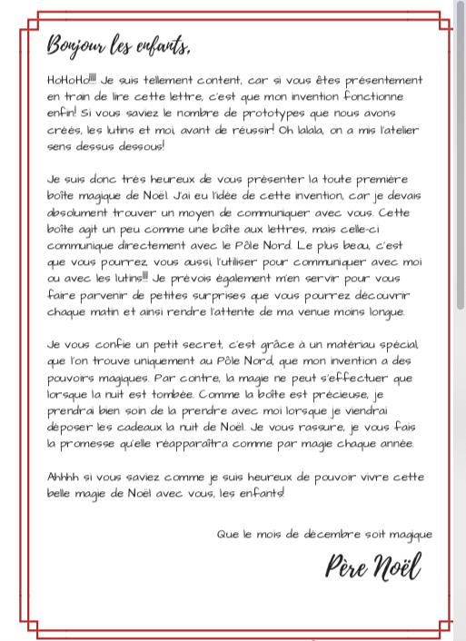 Mot D'humour En 3 Lettres : d'humour, lettres, L'arrivée, Boîte, Magique;, Lettre, Imprimer