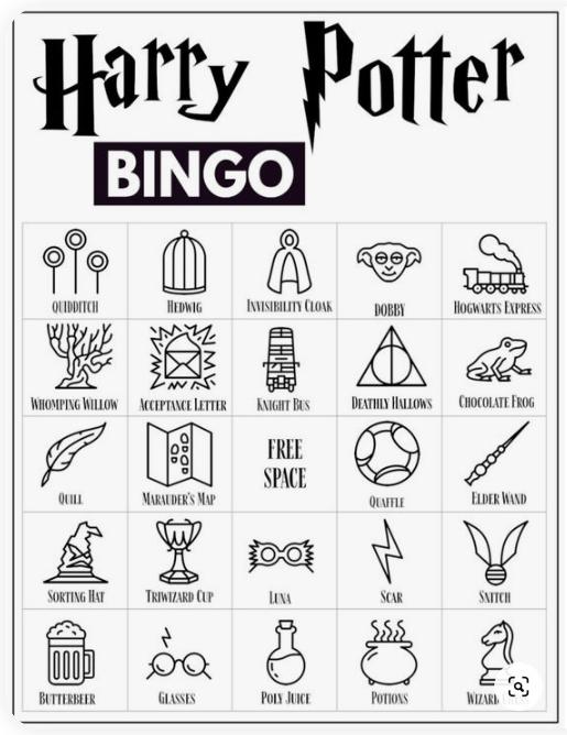 Mot D'humour En 3 Lettres : d'humour, lettres, Activités, Autour, L'univers, Harry, Potter