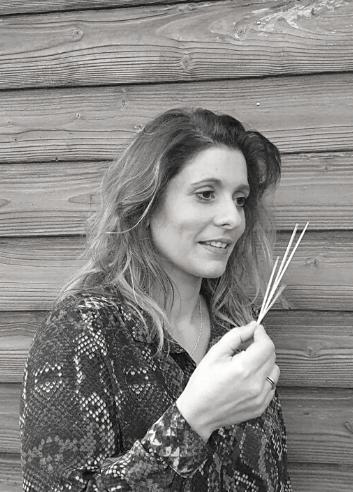 photo fondatrice Amandine