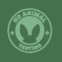 icône non testé sur les animaux