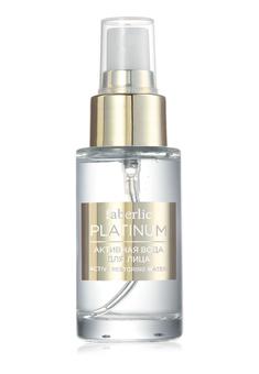 Активная вода для лица Platinum