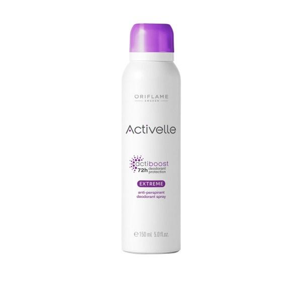 Дезодорант-антиперспирант для экстримальной защиты