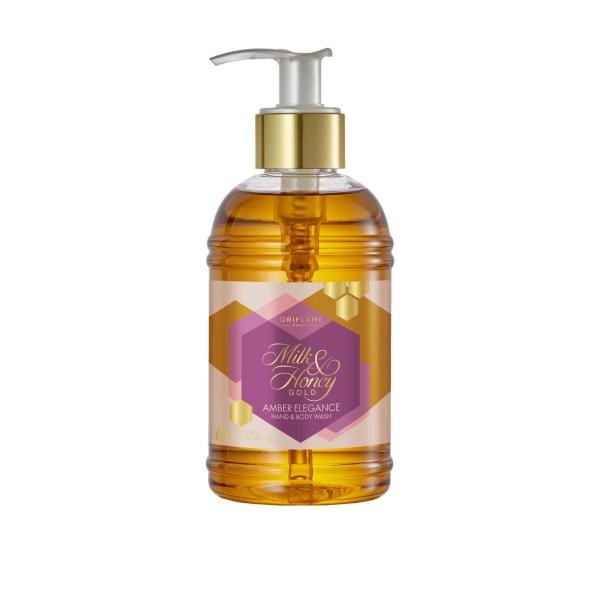 Жидкое мыло для рук и тела с лавандой