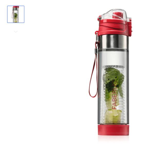 Бутылка для воды с инфузером