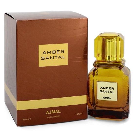 Amber Santal Ajmal Bottle