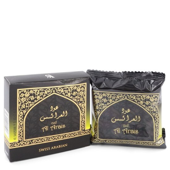 Oud Al Arais Encens Bakhoor Swiss Arabian