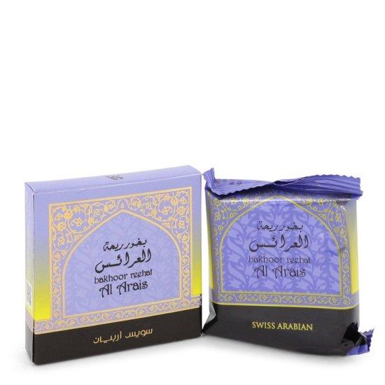Reehat Al Arais Swiss Arabian Oud Encens Bakhoor