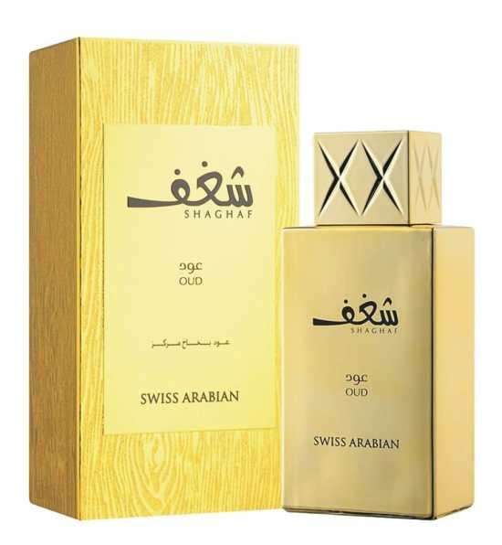 Shaghaf Oud Swiss Arabian Bottle