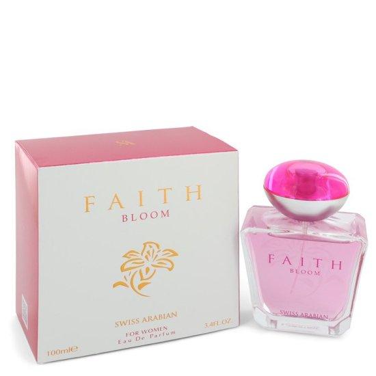 Faith Bloom Swiss Arabian