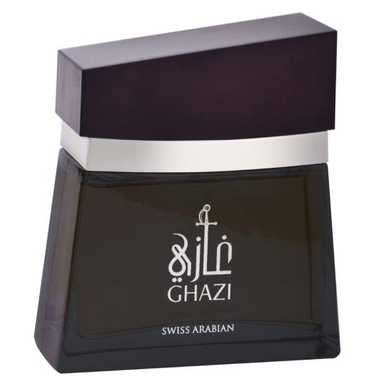 Ghazi Swiss Arabian Bottle