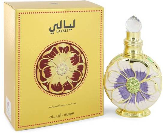Layali Swiss Arabian Bottle