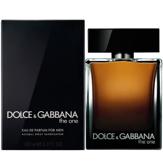 The one for men Dolce Gabbana