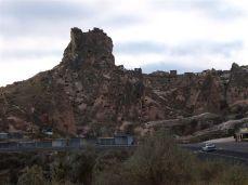 ZELVE - skalní město