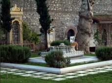 Topkapi; kašna pro sultánovy koně