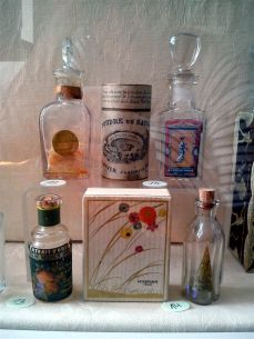 historic perfume glass bottle (4)