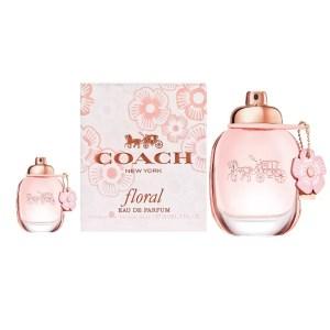 coach floral en blomstret duft til kvinder