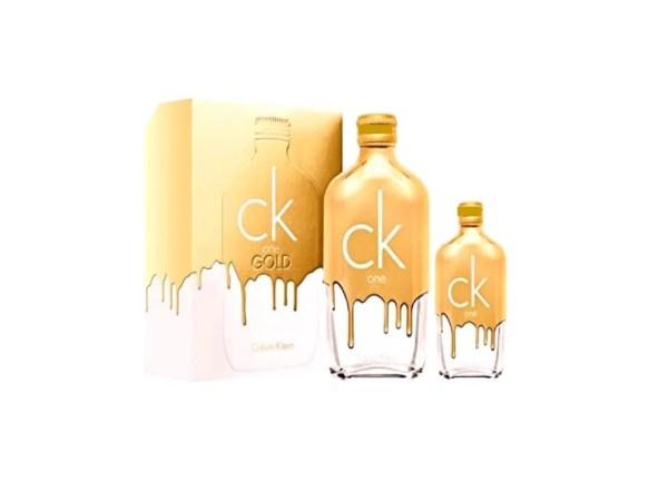 calvin klein ck one gold parfume